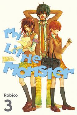 My Little Monster vol 3