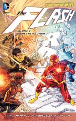 The Flash Vol 2: Rogues Revolution