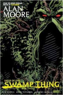 Saga of the Swamp Thing Book 5