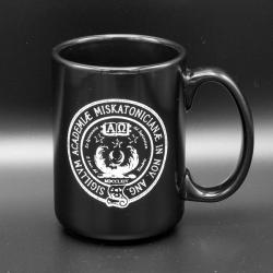 Mug: Miskatonic University (black)