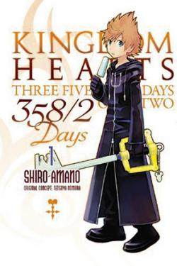 Kingdom Hearts 358/2 Days Vol 1