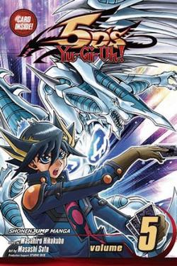 Yu-Gi-Oh 5D's Vol 5