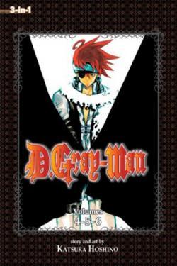 D.Gray-Man 3-in-1 Vol 2