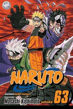 Naruto Vol 63