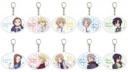 Acrylic Key Chain 02