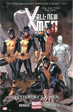 All New X-Men Vol 1: Yesterday's X-Men
