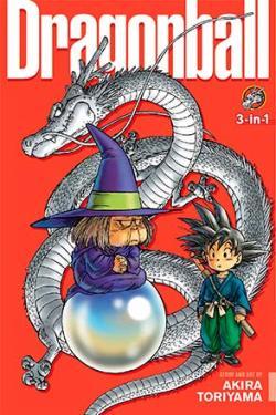 Dragonball 3-in-1 Vol 3
