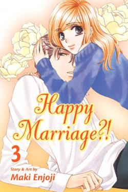 Happy Marriage Vol 3