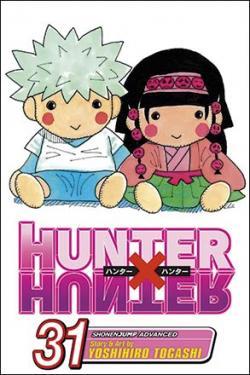 Hunter X Hunter Vol 31