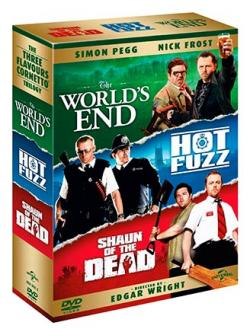 The World's End, Hot Fuzz & Shaun of the Dead