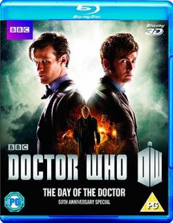 Doctor Who: The Day of the Doctor, 50th Anniversary Special