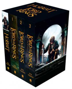 The Hobbit & The Lord of the Rings Box Set (Film tie-in edition)