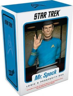 Mr Spock Logic & Prosperity Box