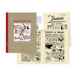 Tintin: Crabe aux pinces d'or (facsimile)