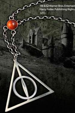 Harry Potter Deathly Hallows Xenophilius Lovegood's Necklace
