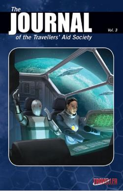 Mongoose Games: Traveller 2ed Edition Journal #3