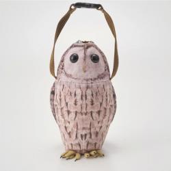 Bottle Case Tawny Owl