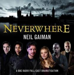 Neverwhere - Audio CD, BBC drama
