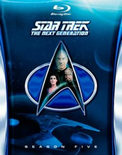 Star Trek the Next Generation Season Five