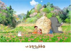 Totoro pussel 238, 500 bitar