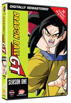 Dragonball GT, Season 1