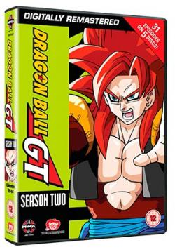 Dragonball GT, Season 2