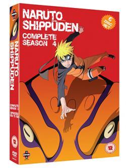 Naruto Shippuden Complete Season 4