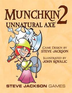 Munchkin 2: Unnatural Axe! Special Edition