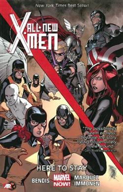 All New X-Men Vol 2: Here To Stay