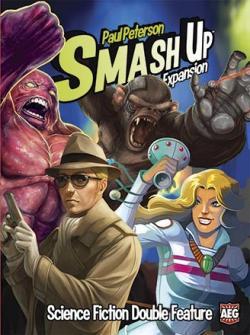 Smash Up - Science Fiction Double Feature Expansion