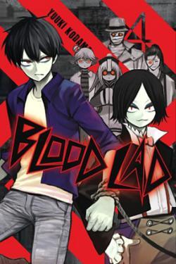 Blood Lad Vol 4