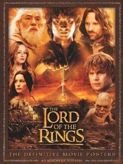 The Lord of the Rings: The Poster Collection