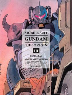 Mobile Suit Gundam Origin Vol 3: Ramba Ral