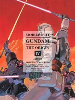 Mobile Suit Gundam Origin Vol 4: Jaburo