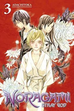 Noragami Stray God Vol 3