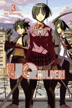 UQ Holder! vol 3