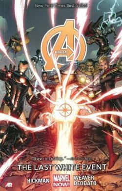 Avengers Vol 2: The Last White Event