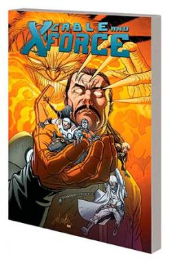 Cable And X-force Vol 4: Vendettas