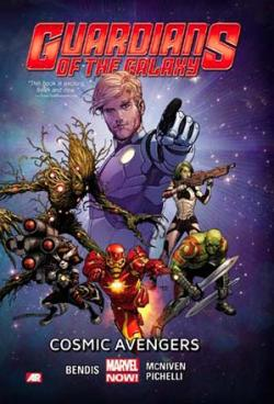 Guardians of the Galaxy Vol 1: Cosmic Avengers