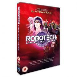 Robotech: Love Live Alive