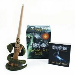 Kit: Harry Potter - Voldemort's Wand and Sticker Book