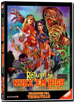Return to Nuke'em High Volume 1