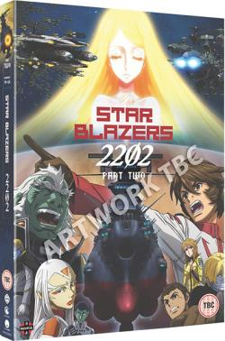 Star Blazers Space Battleship Yamato 2202 Part 2