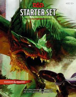 Dungeons & Dragons Starter Set - Fantasy Roleplaying Fundamentals