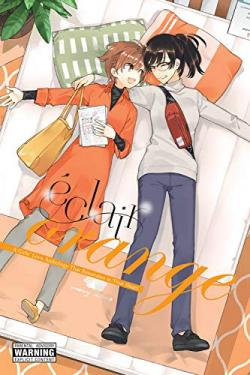 Eclair Orange A Girl's Love Anthology That Resonates in Your Heart