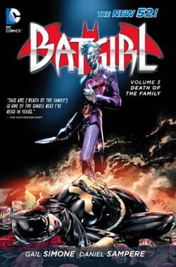 Batgirl Vol 3: Death of the Family