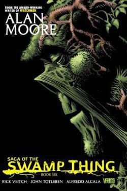 Saga of the Swamp Thing Book 6