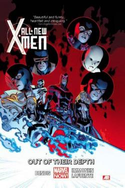 All New X-Men Vol 3: Out of Their Depth