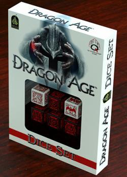 Dragon Age Dice Set