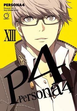 Persona 4 Vol 13